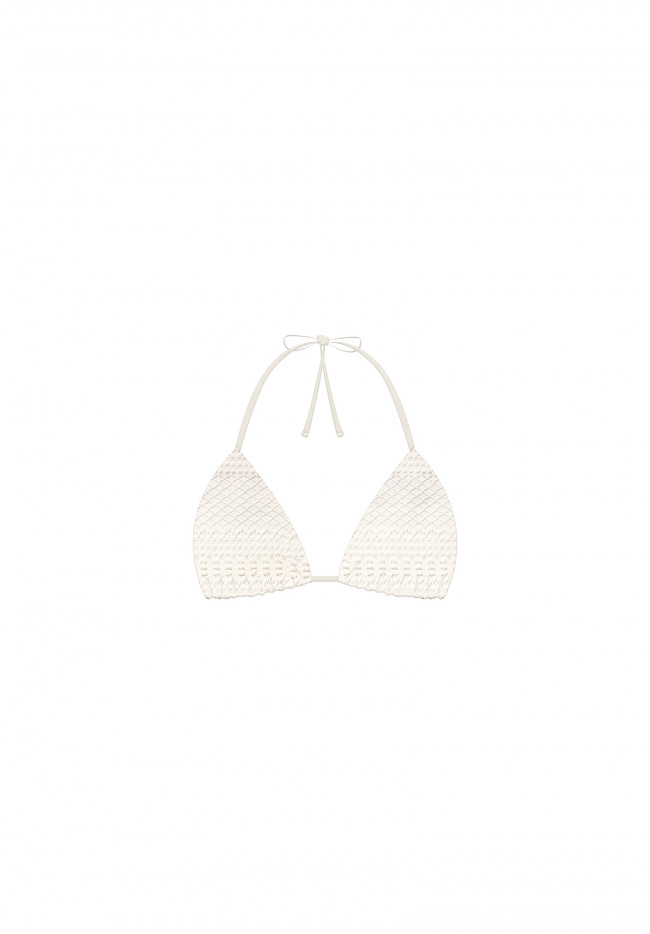 Reggiseno mare a triangolo imbottito ABSTRACT