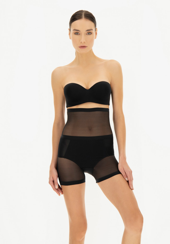 Boxer High Waist Shaper Slim Chic Oroblu
