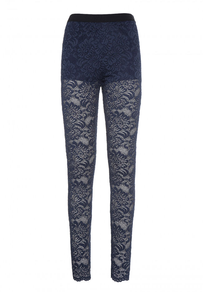 Jeggings in pizzo Amber Queen