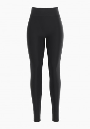 Pull-on Thermo Leggings Ametyst
