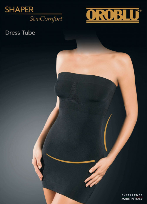 Dress Tube Shaper Slim Comfort Oroblu