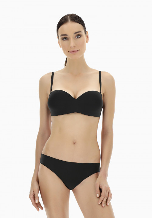 Wired Padded Strapless Bra Fit Oroblù