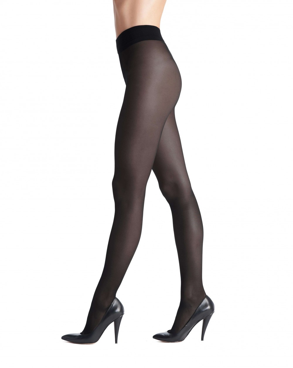 Found lowrise support pantyhose all clear