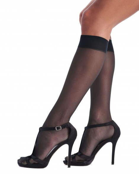 Knee Highs Geo 8 Bronzing Effect OROBLU