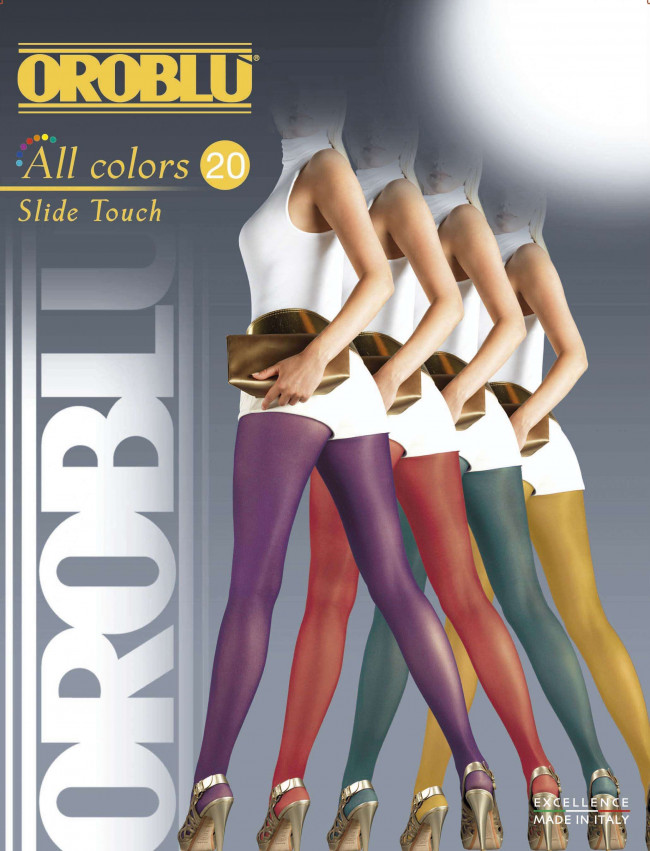 Tights All Colors 20 Oroblu