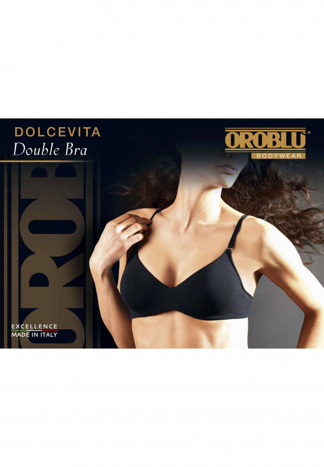 Wired bra Double Bra Dolcevita Oroblu