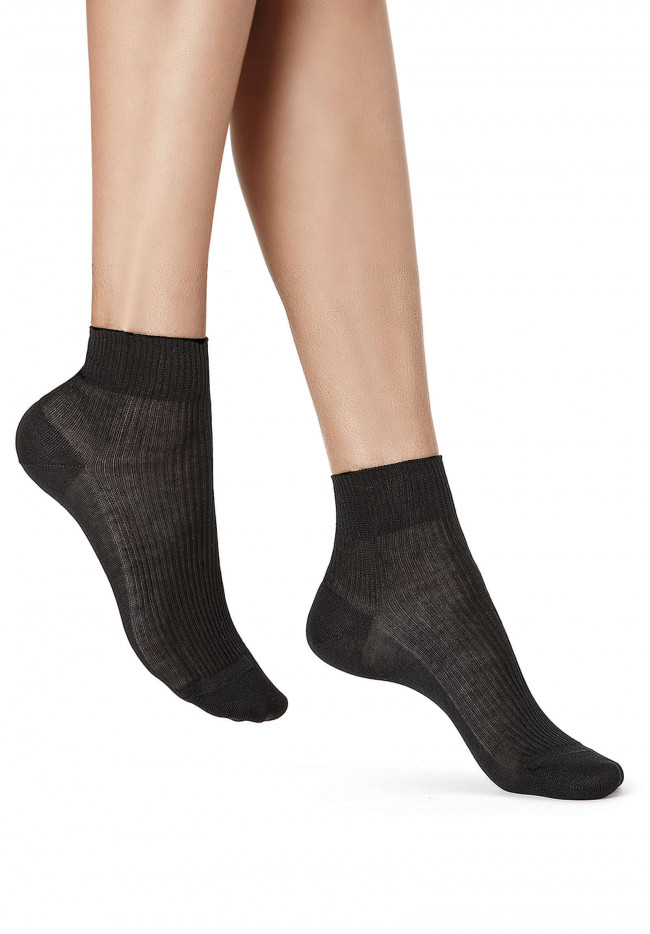 Socks Distinct Natural Fibers Oroblu