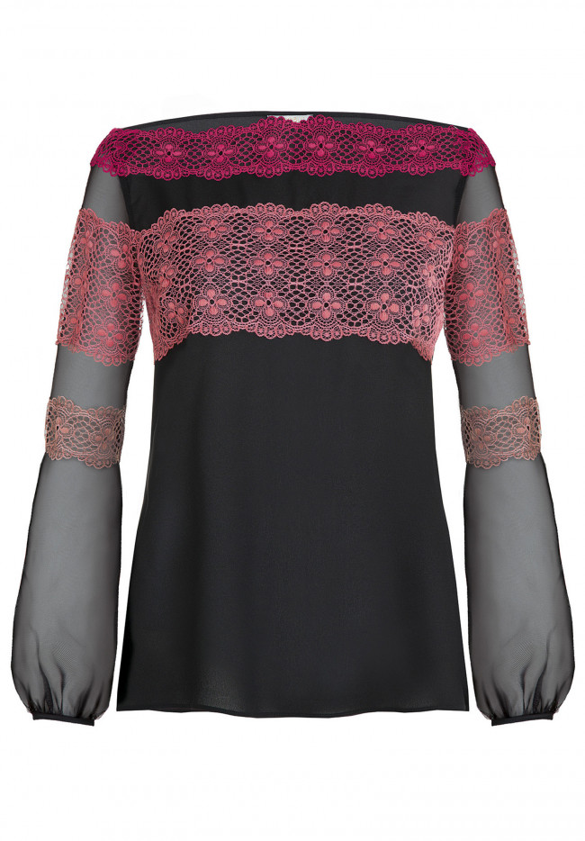 Blouse Graphic Holiday