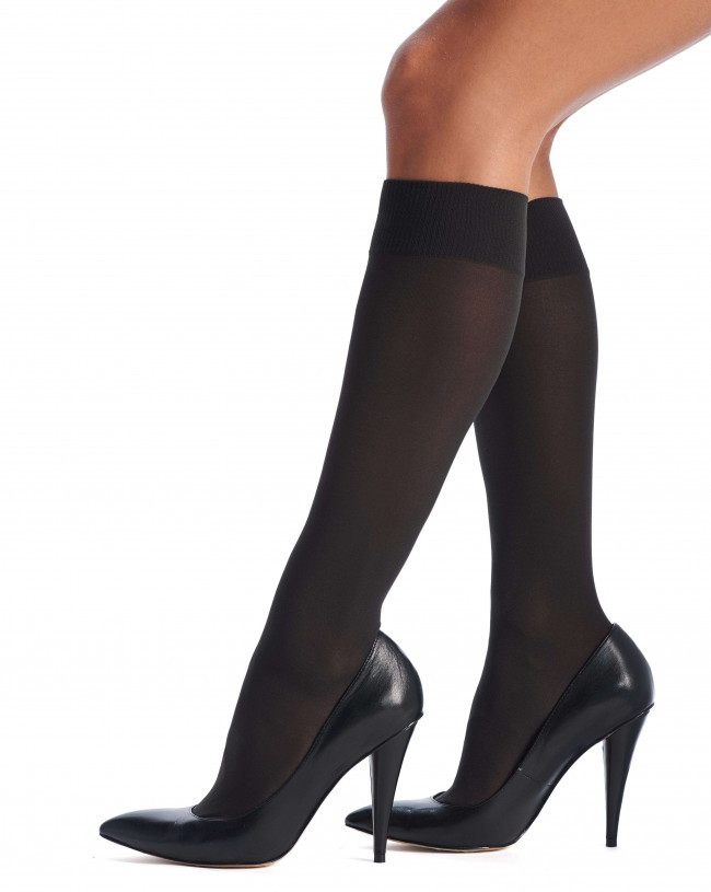 Knee Highs Verlour 60 Opaque Oroblu