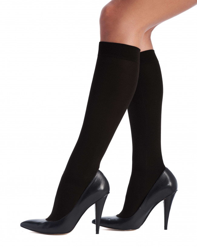 Knee Highs New Cotton Opaque OROBLU