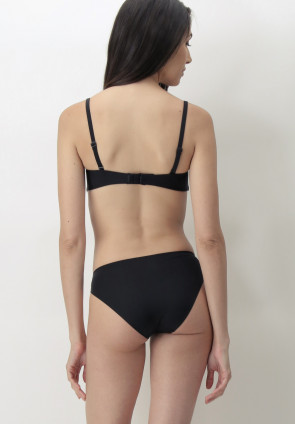 Wired Padded Strapless Bra Fit