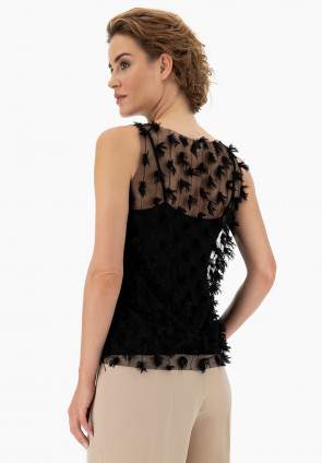 Ibis Embroidered Top