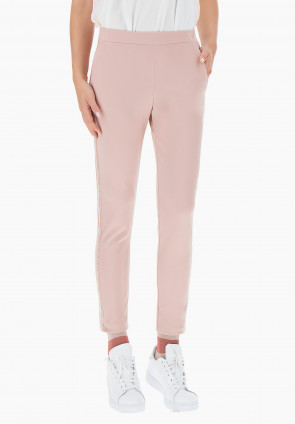 Calantha jogger with sequin band