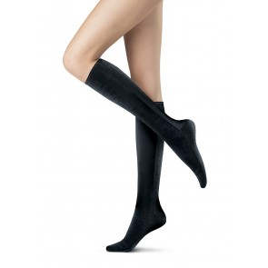 Knee-highs Component-Velvet Holiday