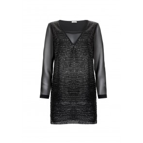 Maxi blusa in paillettes  SWEET DREAM