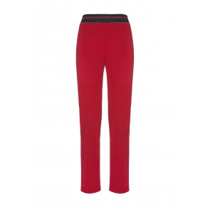 Jeggings in piquet stretch Heather