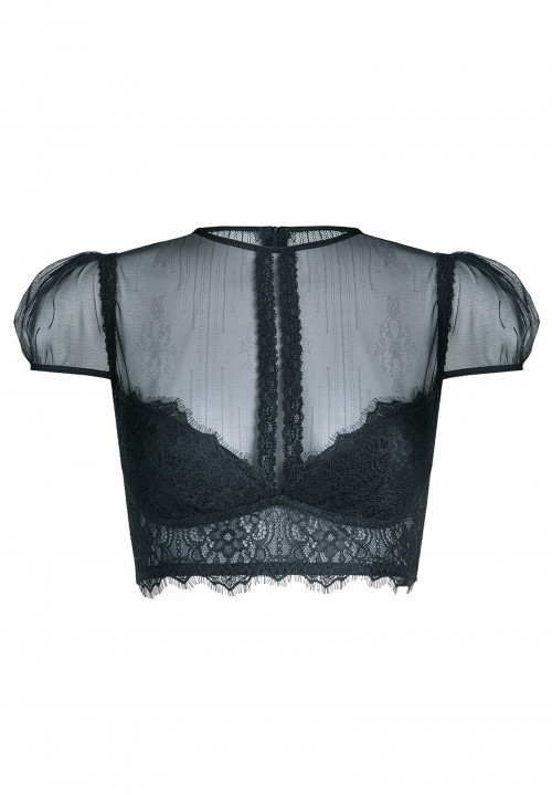 Top Bra Abstract Holiday