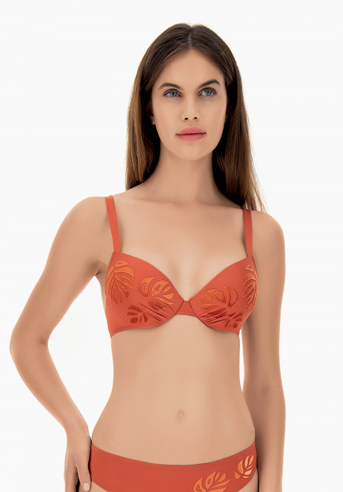 Reggiseno mare a push-up Paradise