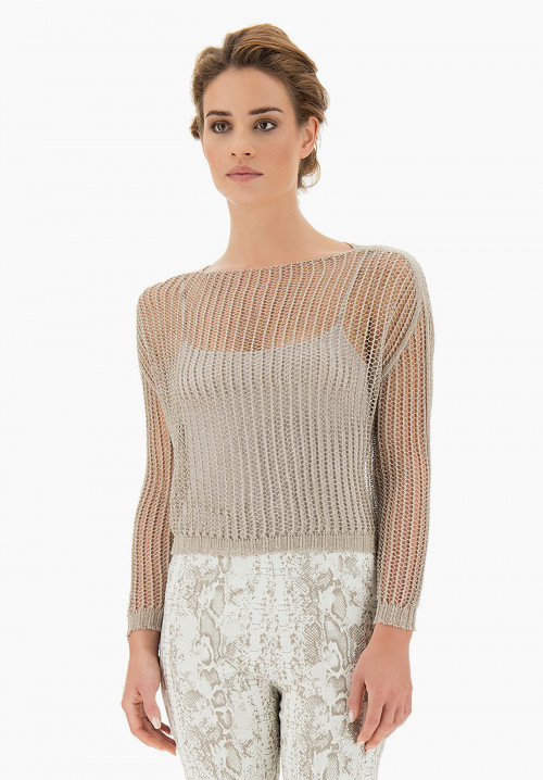 Jared Mesh effect Knit