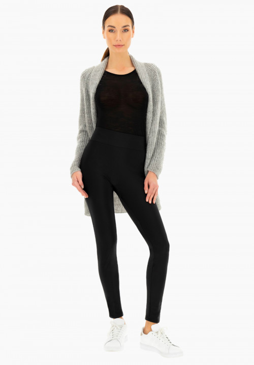 Ametyst pull on thermal leggings