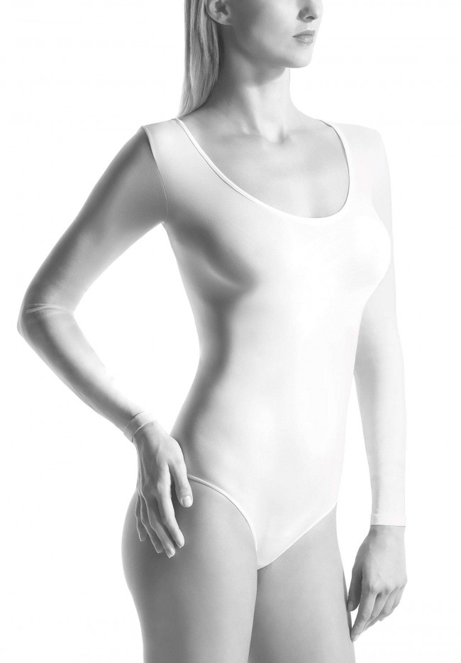 Body Round Neck Long Sleeve Dolcevita Oroblu