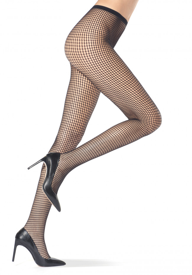 Collant Fishnet Clara