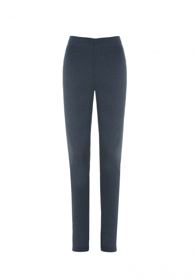 Jeggings stampato  WINTER LIGHT
