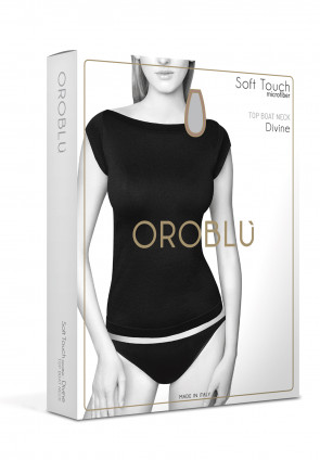 Top Boat Neck Divine Oroblu