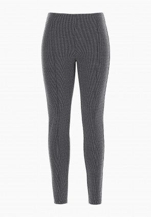 Leggings pull on jacquard Corniolo