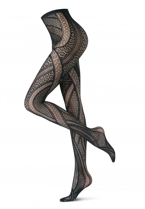 Collant Fishnet-Patter Holiday