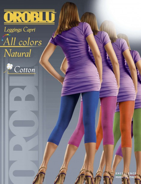 Leggings All Colors Natural Oroblu
