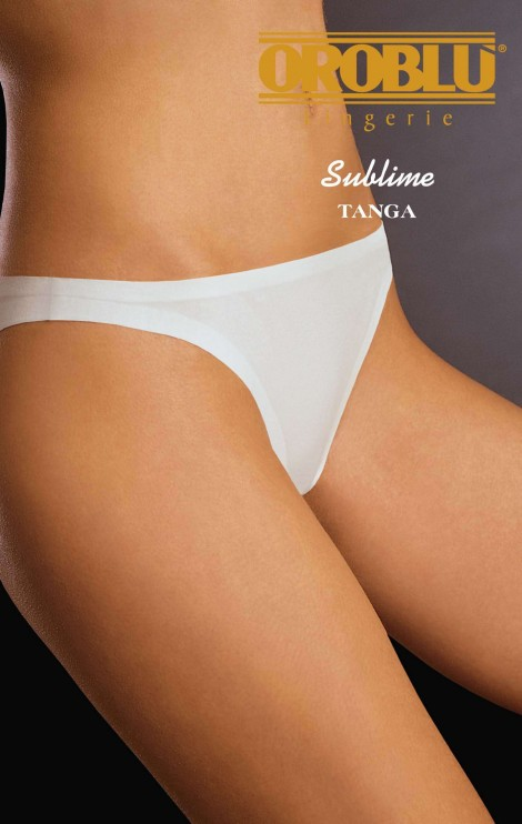 Tanga sharp cut S10 - Sublime
