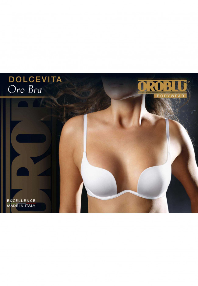 Push Up Oro Bra Dolcevita Oroblu