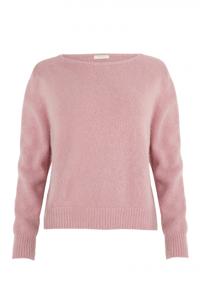 Long-sleeved sweater Solid Holiday