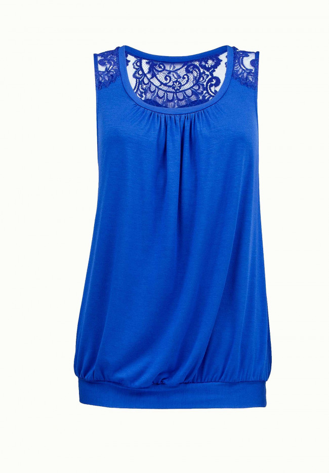 Top with wide straps Romantic Oroblu