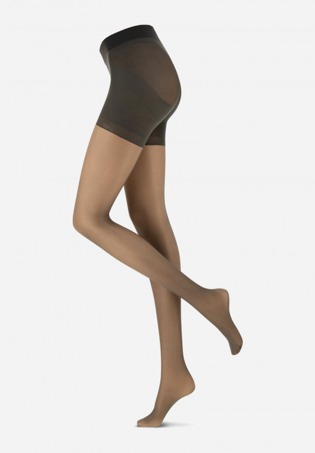 Tights Light Shock Up 20 Bottom Up Oroblu