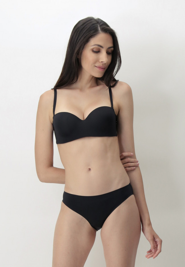 Wired Padded Strapless Bra Perfect Fit Oroblù
