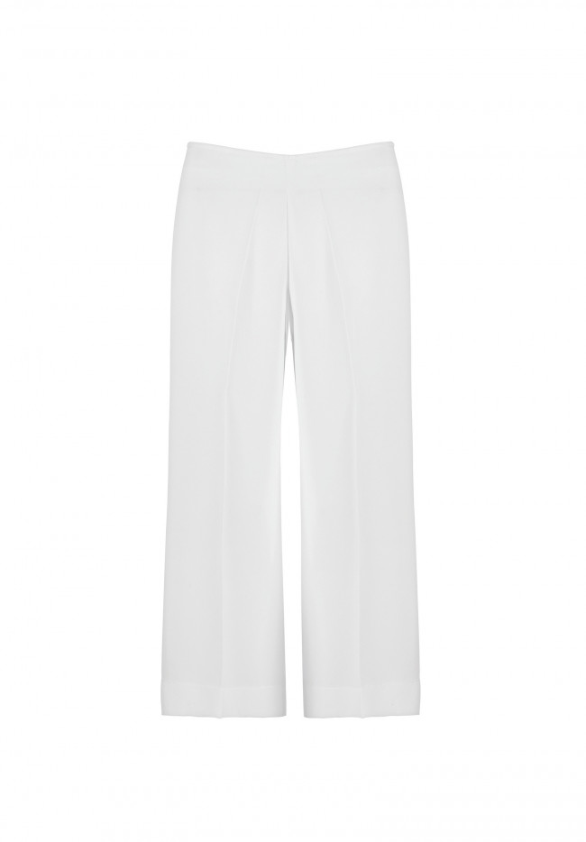 Pantalone Capri Solid Color