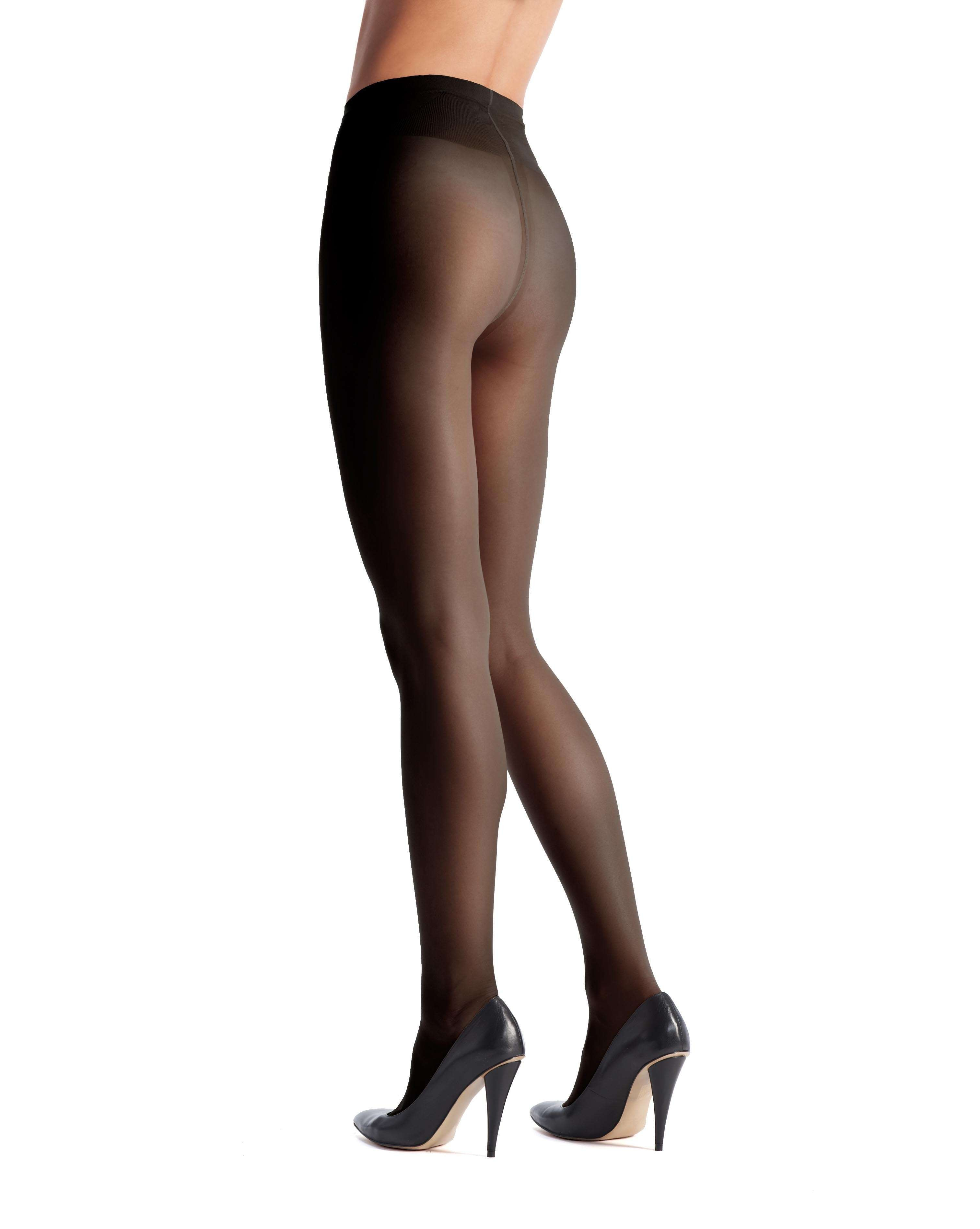 Details about Oroblu Tights Different 15, pantyhose, sheer to waist, anatomical top