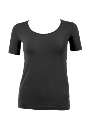 Round Neck Short Sleeve T-Shirt Dolcevita
