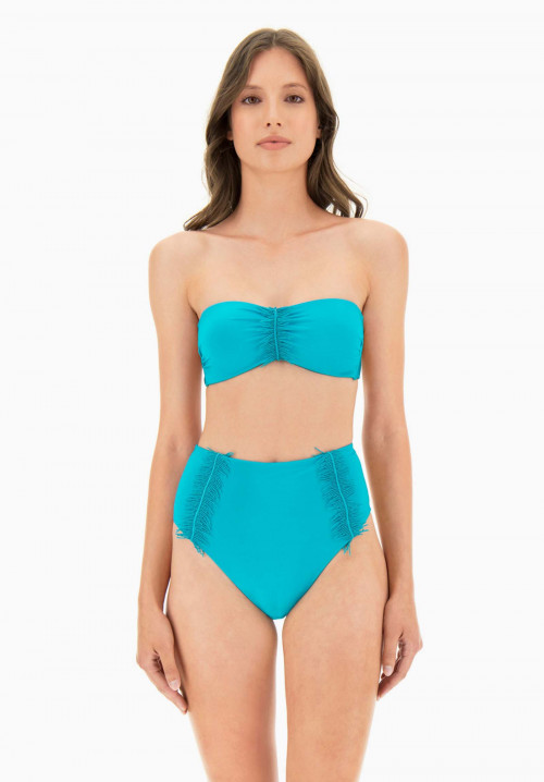 Deluxe Macrame High-waisted bottoms