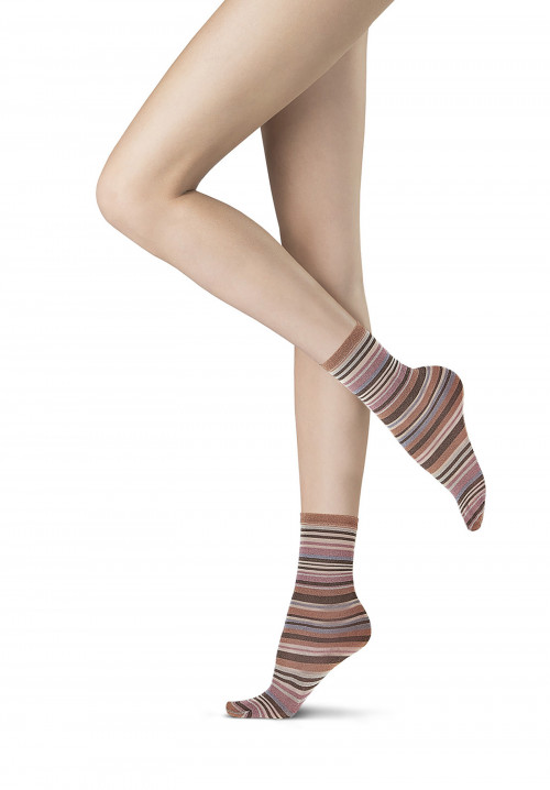 Brilliant striped socks