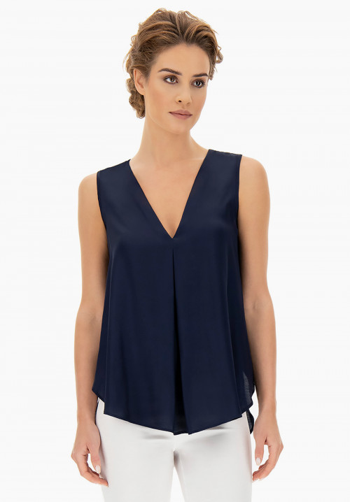 Blimah tapered line top